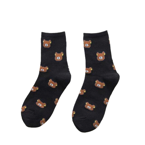 Chaussettes Ours Homme