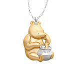 Collier Winnie l'Ourson | Ours-Shop.fr