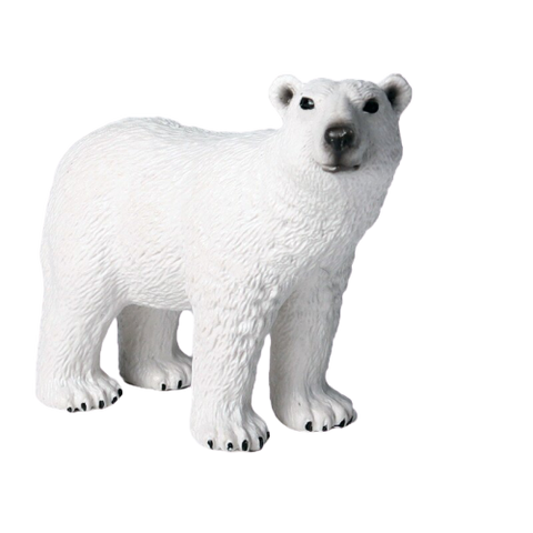 Figurine Ours Blanc | Ours-Shop.fr