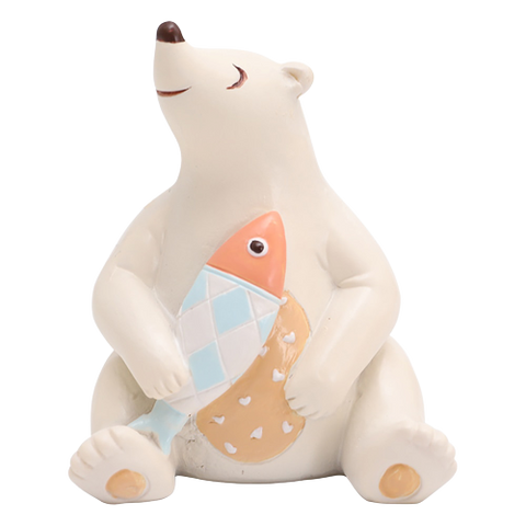 Figurine Ours Polaire | Ours-Shop.fr