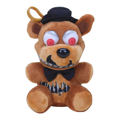 Peluche Freddy Five Night | Ours-Shop.fr