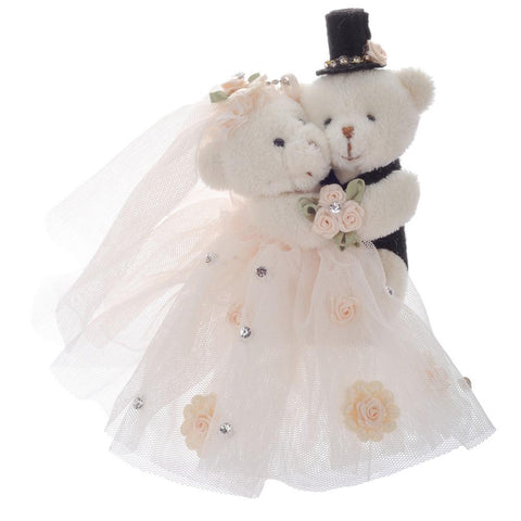 Peluche Ours Mariage | Ours-Shop.fr
