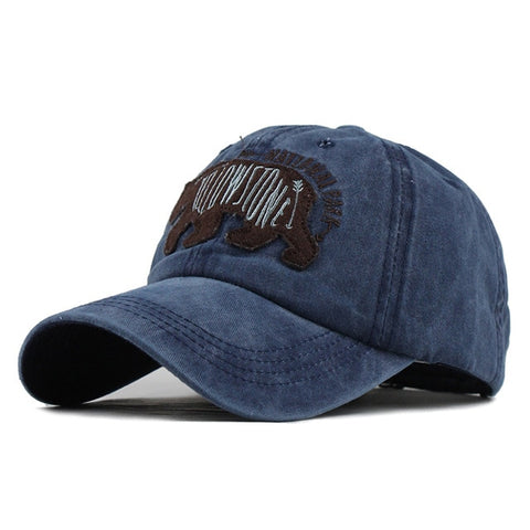 Casquette Animaux Ours