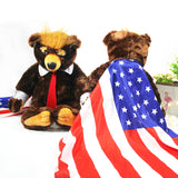 Peluche Ours <br> Donald Trump