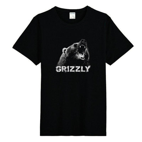 T-Shirt Grizzly | Ours-Shop.fr