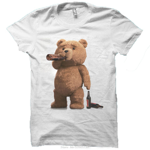 T-Shirt Ted | Ours-Shop.fr