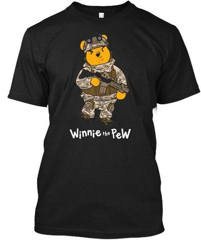 T-Shirt Winnie l'Ourson Adulte