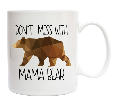 Tasse Maman Ours | Ours-Shop.fr