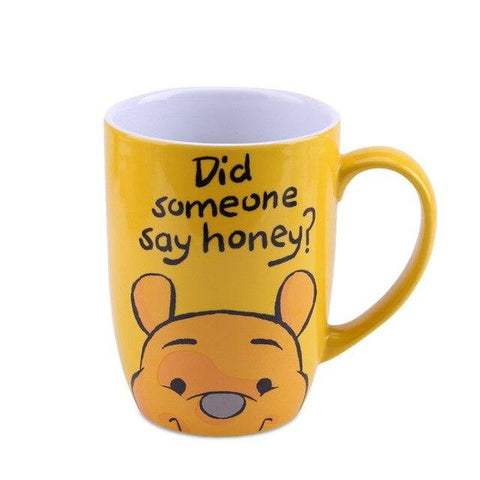Tasse Ours Winnie | Ours-Shop.fr