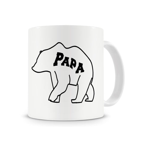 Tasse Papa Ours | Ours-Shop.fr