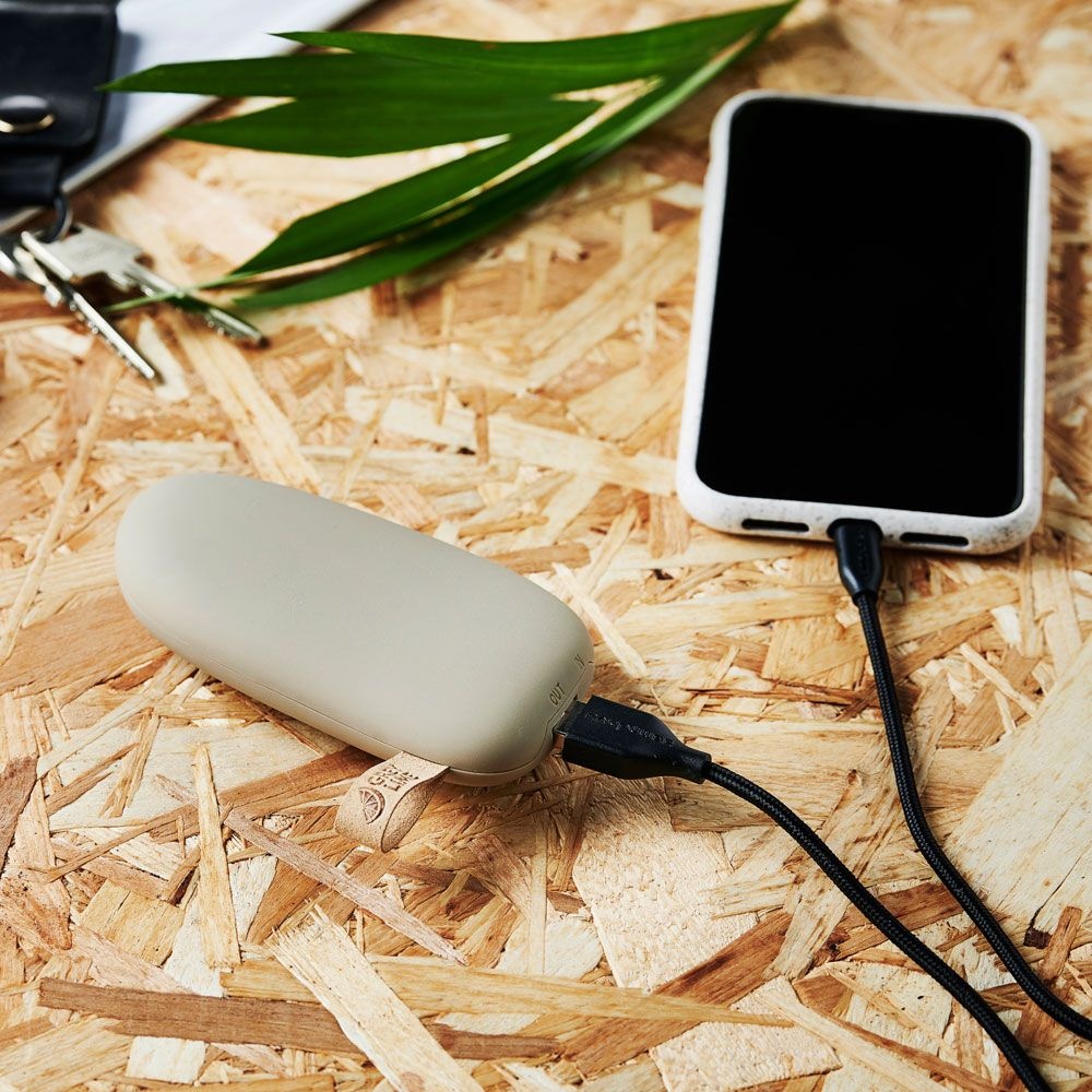 GreyLime Power Stone ll 5200 mAh Powerbank Beige