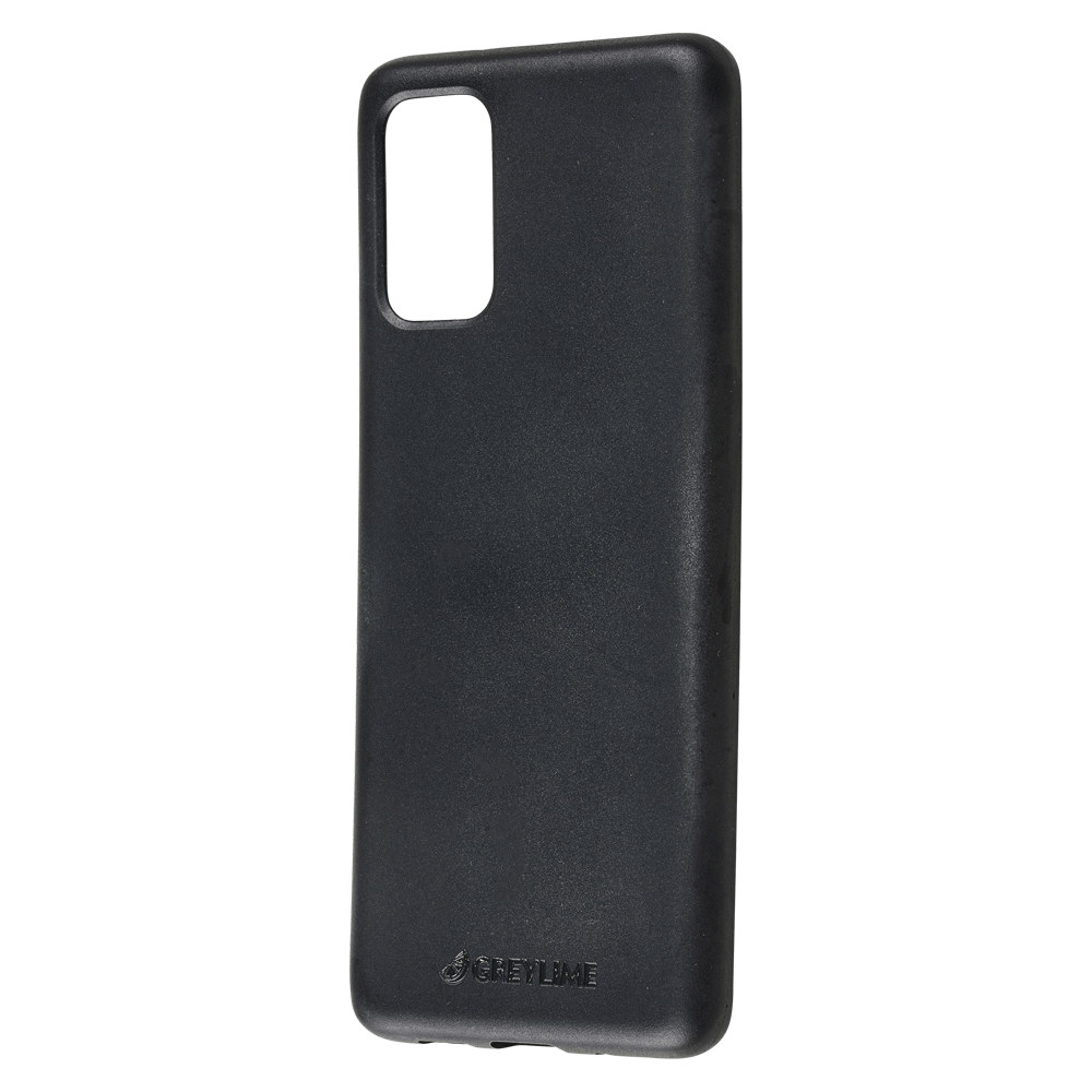 GreyLime Samsung Galaxy S20+ Mljøvenligt Cover, Sort
