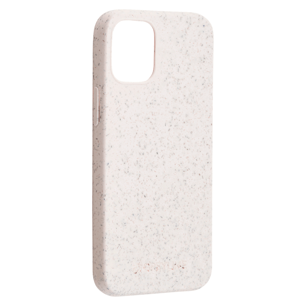 GreyLime iPhone 12 Mini Mljøvenligt Cover, Beige