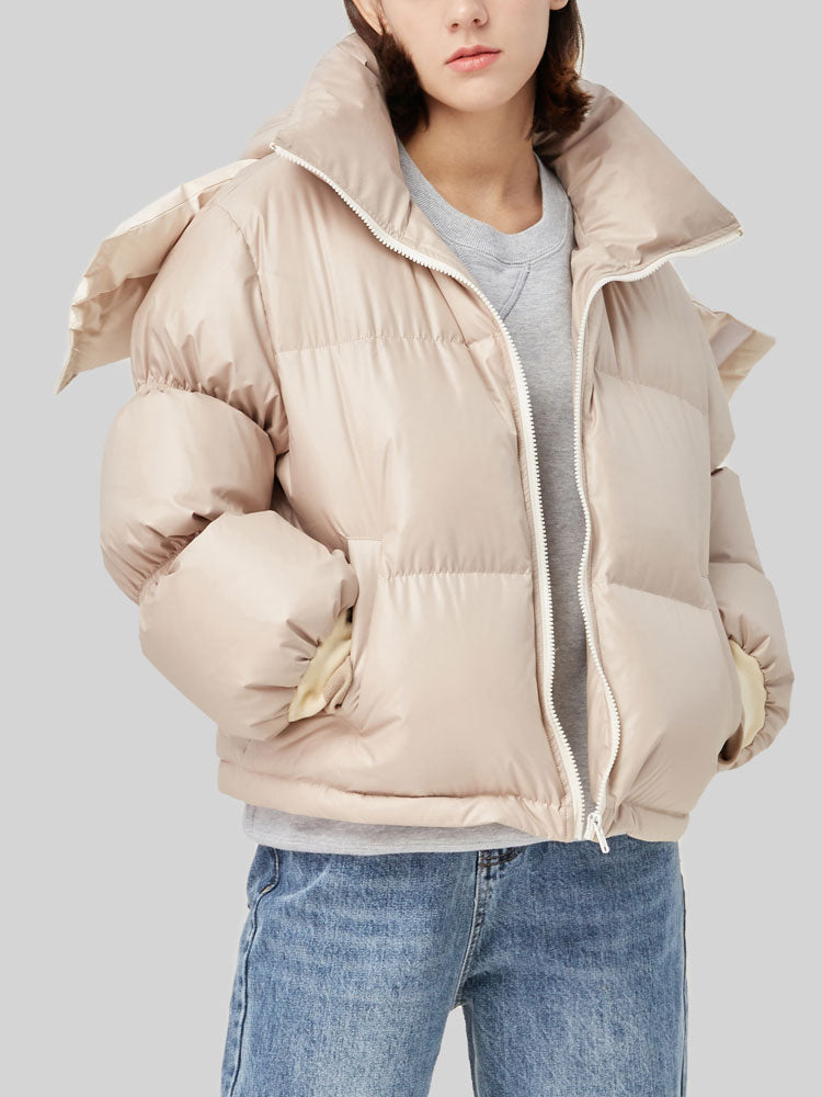 Women's Protection Series Short Down Jacket