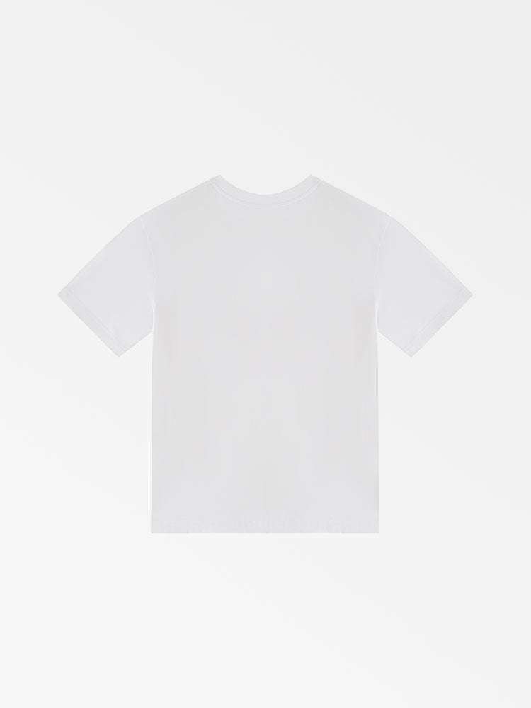 Single Pleats Tee