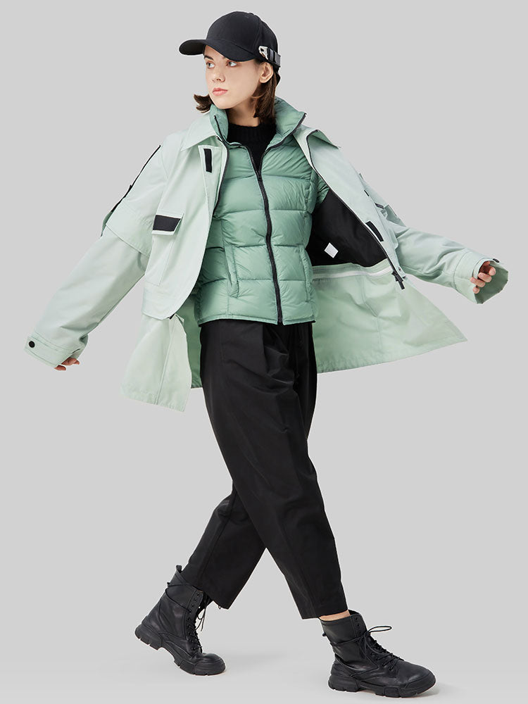 Women's Outdoor Style Jacket
