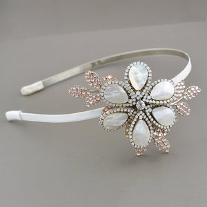 Mother of Pearl Headband