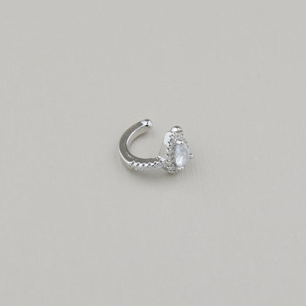 Kaja Drop Pave Ear Cuff