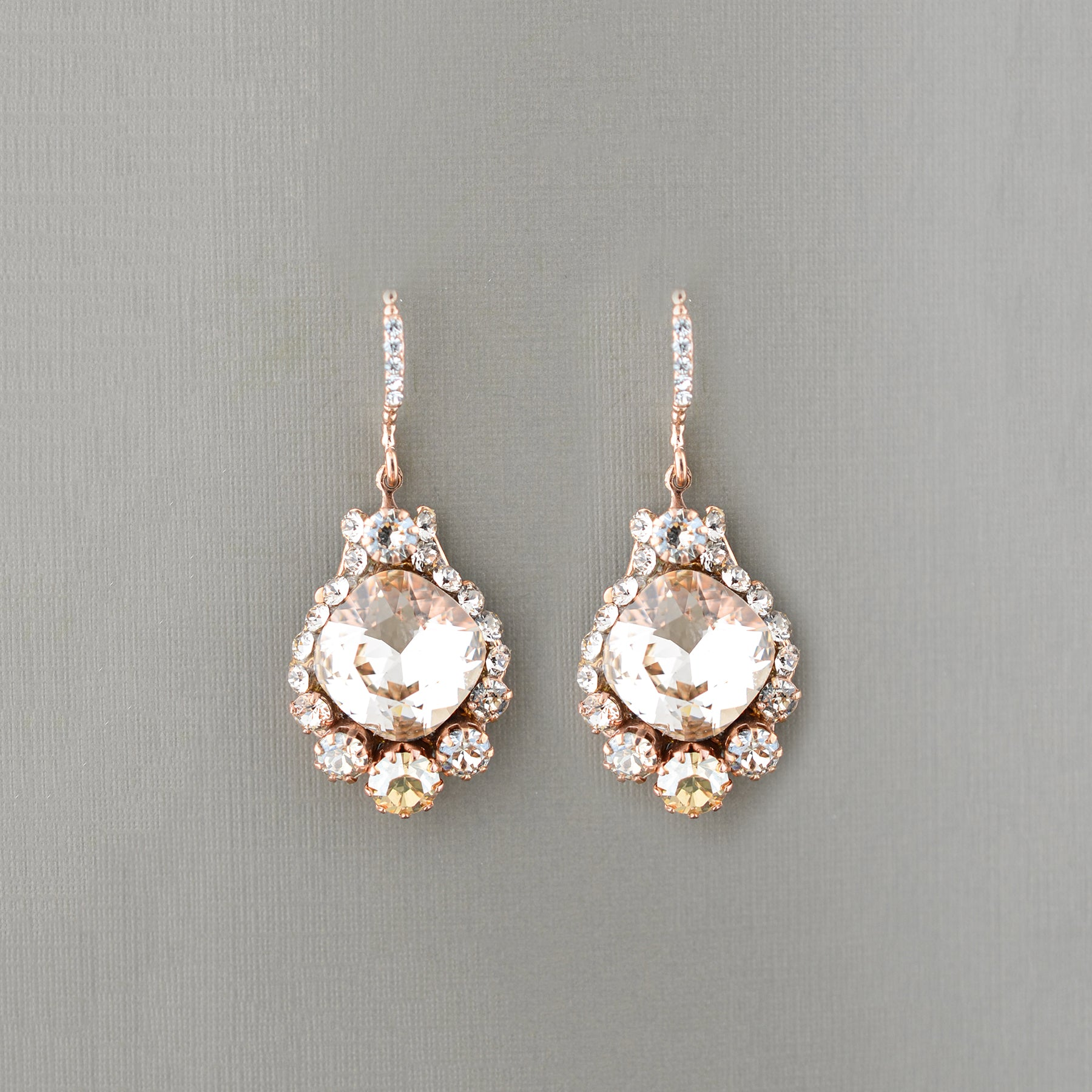 Cushion Cut Drops