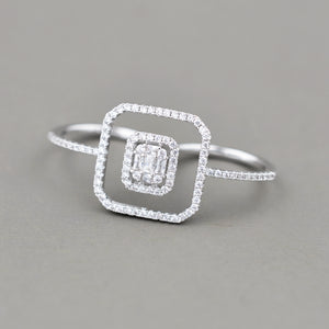 Jax Two Finger Ring