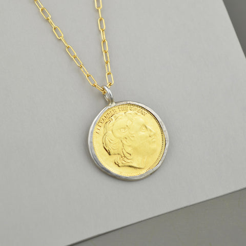 Alex Coin Necklace