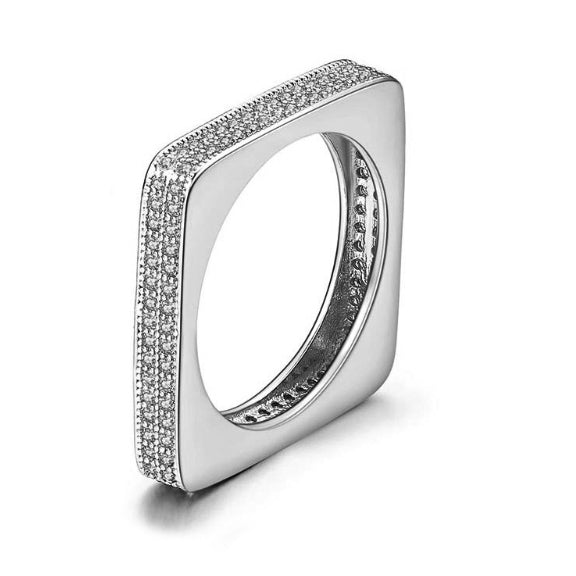 Pave Square Band