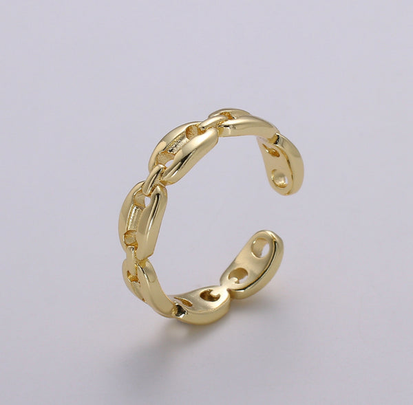 Mariner Pave Chain Band