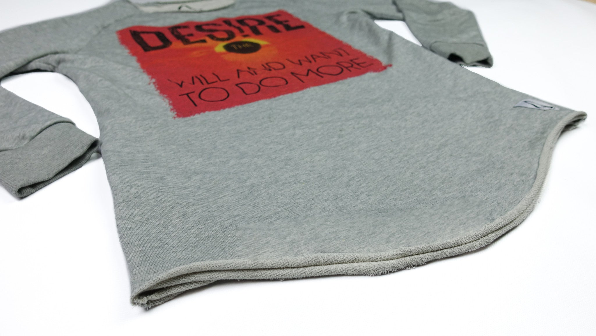 Horizon Long Sleeve - Marl Grey