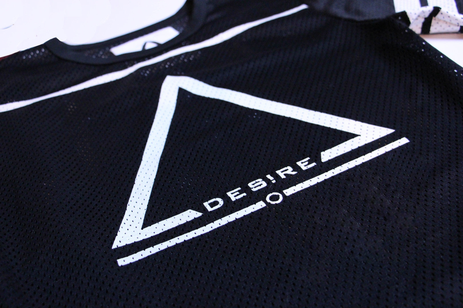 Ambition Football Jersey - Midnight / Optic