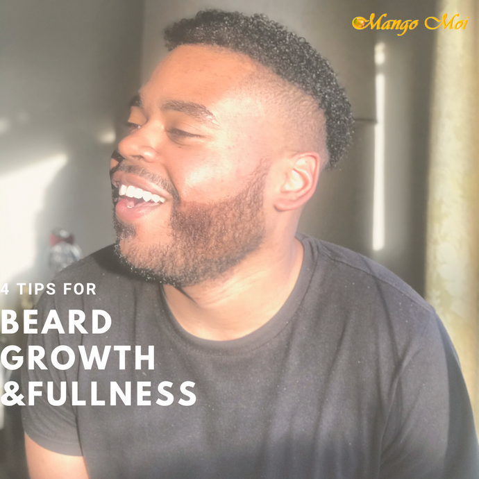 Struggling to be a Part of #BeardGang? Here's Four Tips to Help You
