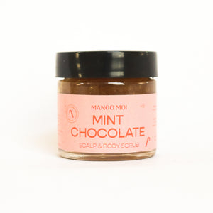 Open image in slideshow, LIMITED EDITION Mint Chocolate Scalp & Body Scrub