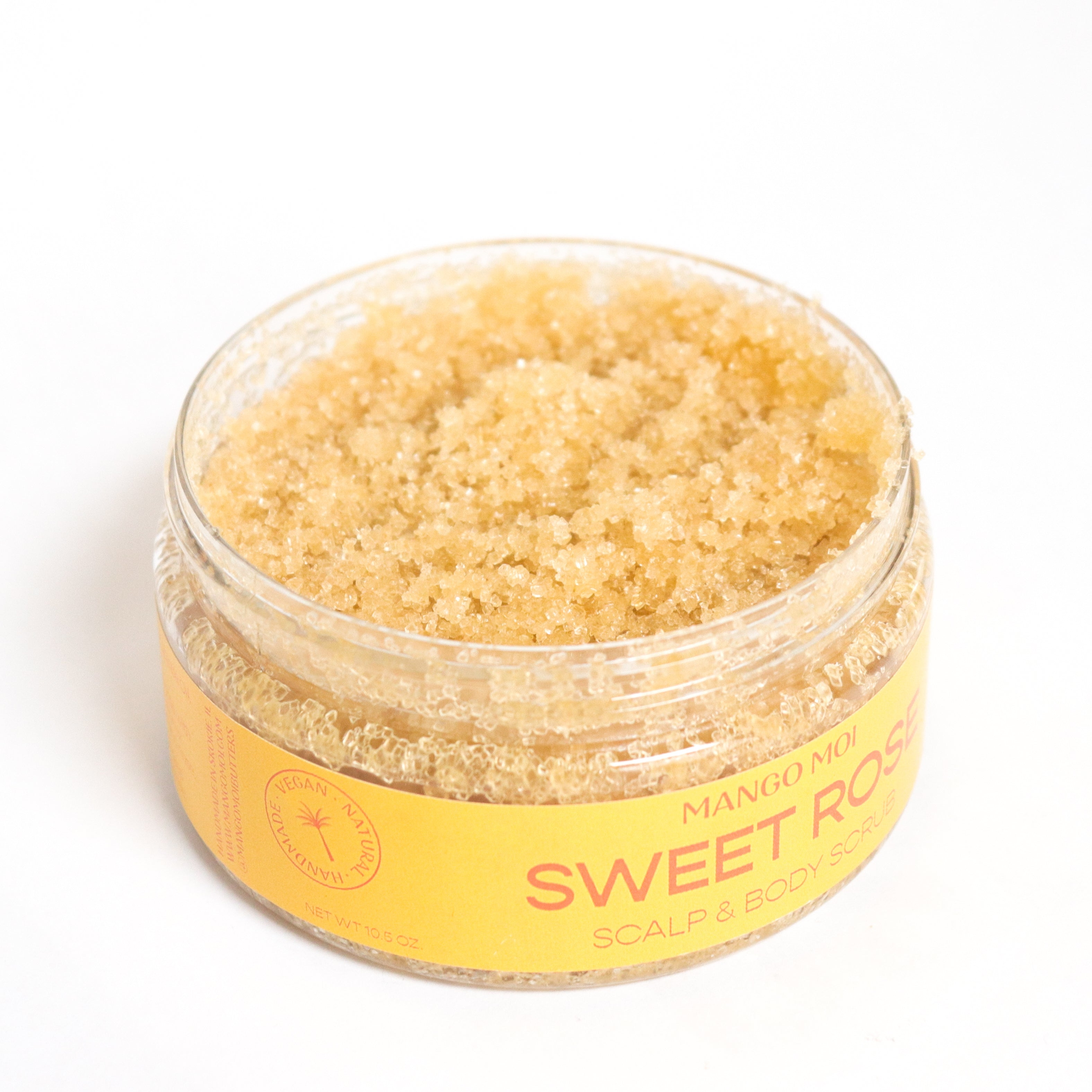 Sweet Rose Scalp & Body Scrub