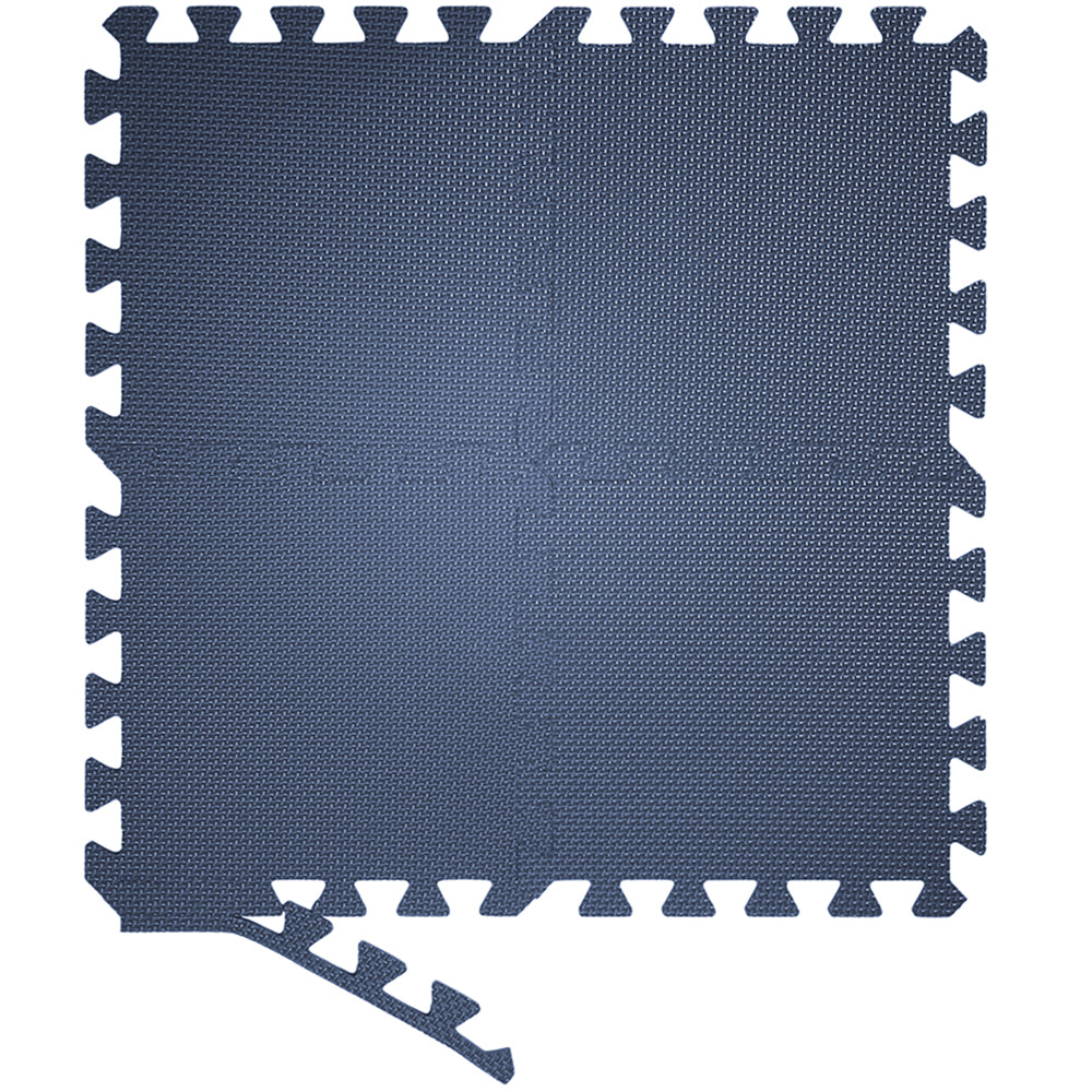 Blue Interlocking Foam Mats