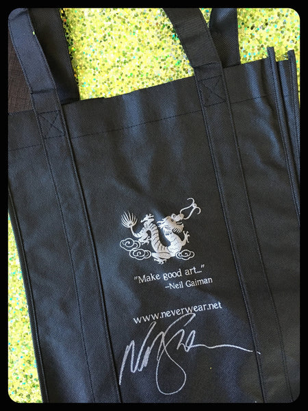 In which we offer a Writer Kit #3! Signed totes available as well