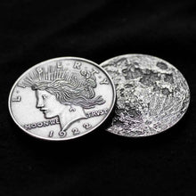 Shadows' Silver Coin - American Gods OH MY GODDESS THEY'RE HERE!
