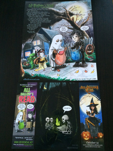 Sean Von Gorman's All Hallows Read Package!