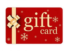 BRAND NEW!!!! Gift Cards now available!