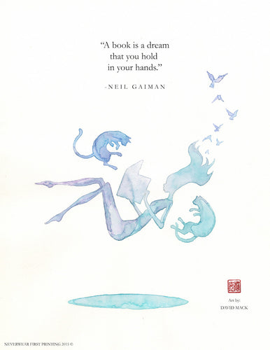 DREAM - Words by Neil, Art by David Mack