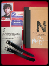 Neil's advice on writing: Notebook & Pen Set + cards &stickers