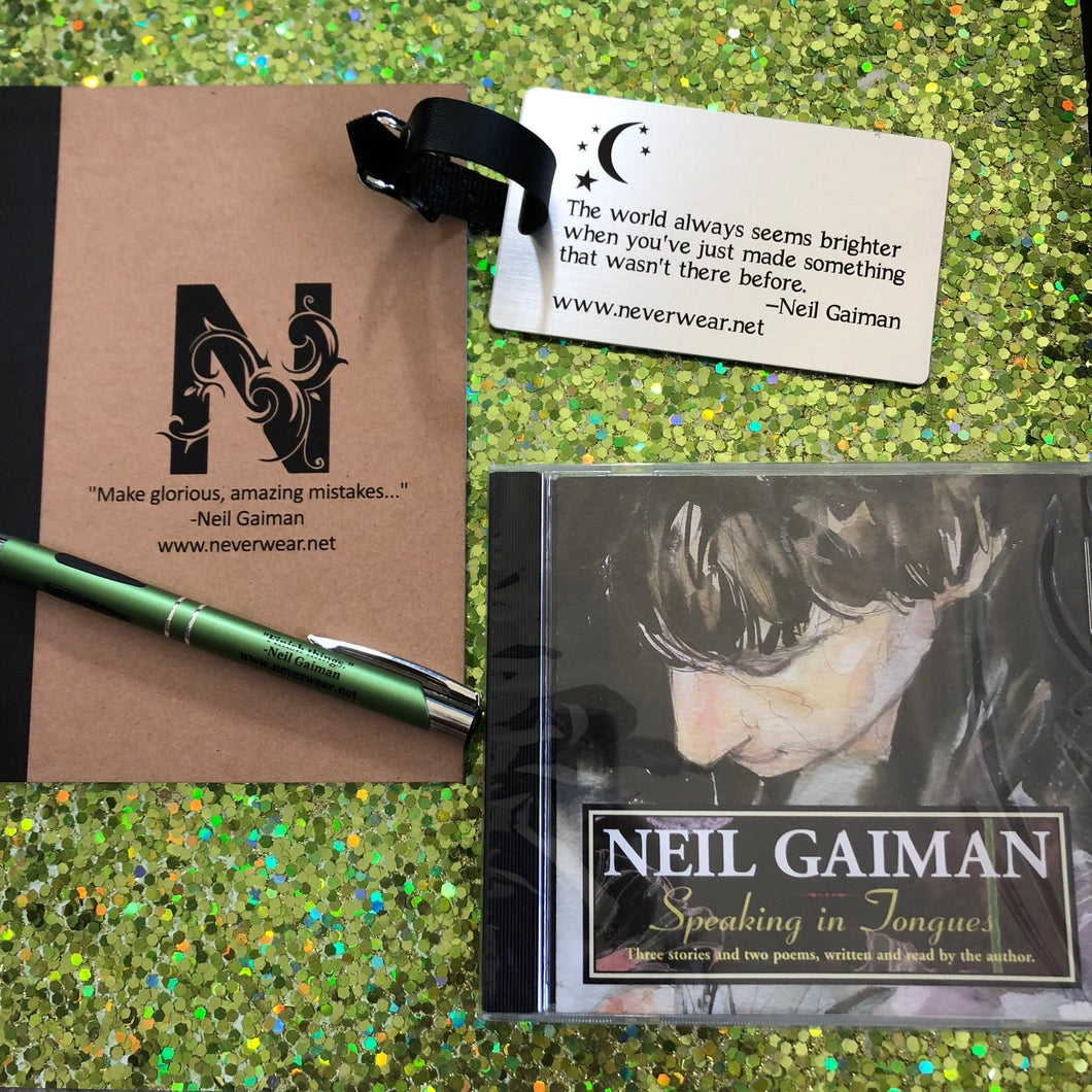 Writer's Kit #8 Upgraded! Chance to win one of TWO signed CDs plus our new pen!