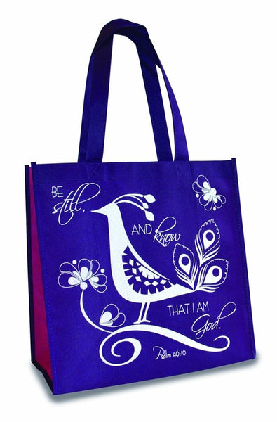 Eco Tote: Be Still