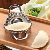 Eco-Friendly Pastry Tools Stainless Steel Dumpling