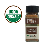 Organic Cinnamon (Indian) Ground
