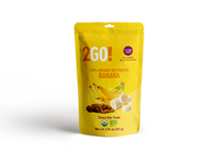 2GO! ® Organic Dried Bananas