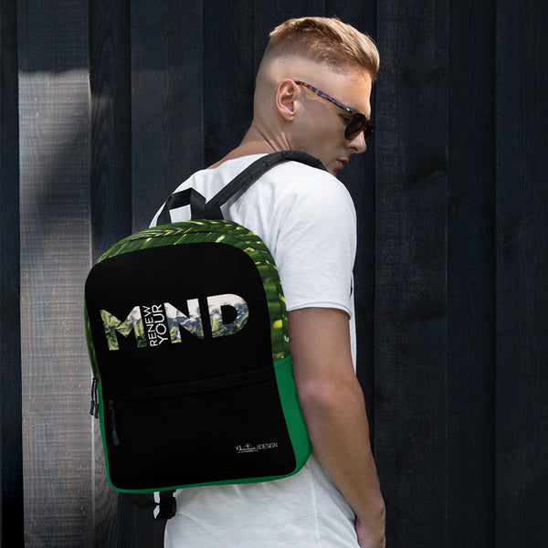 Renew Your Mind | Backpack
