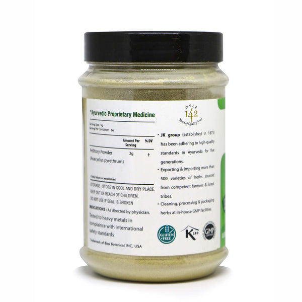 Akarkara Root Powder  Anacyclus pyrethrum