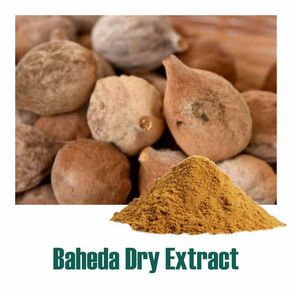 Baheda (Terminalia belerica) dry Extract - 40% Tannins by Titration