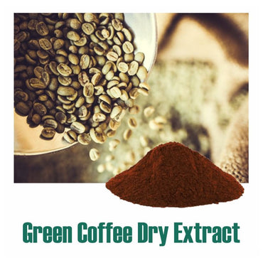 Green Coffee (Coffea robusta) Dry Extract - 50% Chlorogenic acid by HPLC