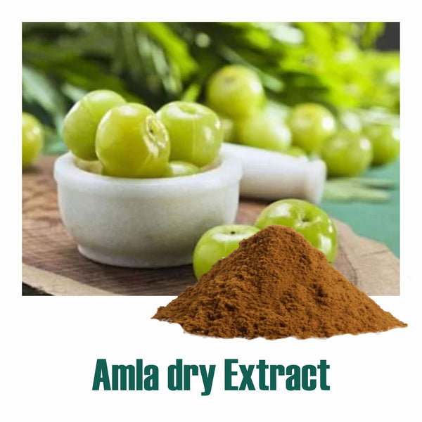 Amla ( Emblica officinalis ) dry Extract - 40% Tannins by Titration