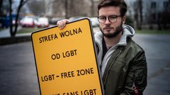 polish gay man fights for rights